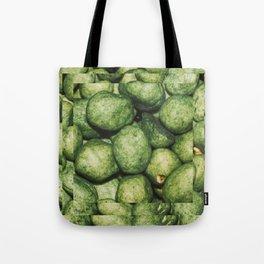 Mystérios Verdes Tote Bag