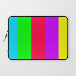 Neon Mix #1 Laptop Sleeve