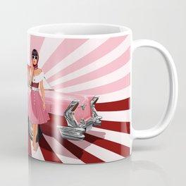 I love Rockabilly Coffee Mug