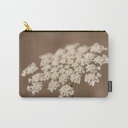 Delicate Lace Carry-All Pouch