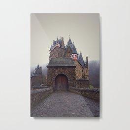 Germany, Burg Eltz Castle Metal Print