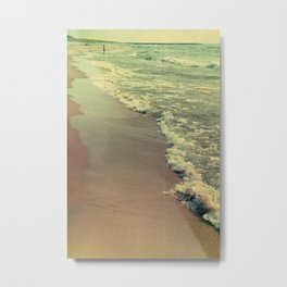 The Great Big Lake Metal Print