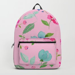 All Things Beautiful - Pink Backpack