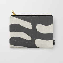Abstract Plant 2 Carry-All Pouch