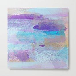 Abstract No. 481 Metal Print
