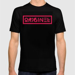 Originel rouge T-shirt