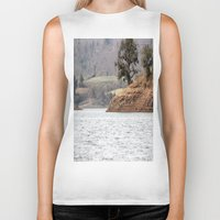 once upon a  time Biker Tanks featuring Once upon a Time by Four Hands Art