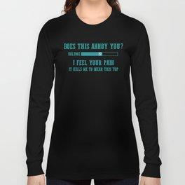 OCD Volume Pain Long Sleeve T-shirt