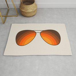 Golden Shades Rug