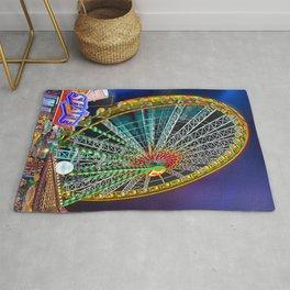 The Ferris Wheel Rug