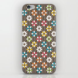 Floral Sea 3 iPhone Skin