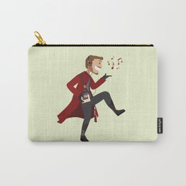 Dancing Quill Carry-All Pouch