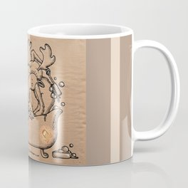 narcissist elk Coffee Mug