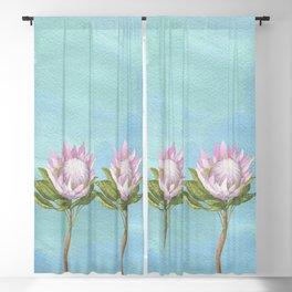 Lotus Blackout Curtain