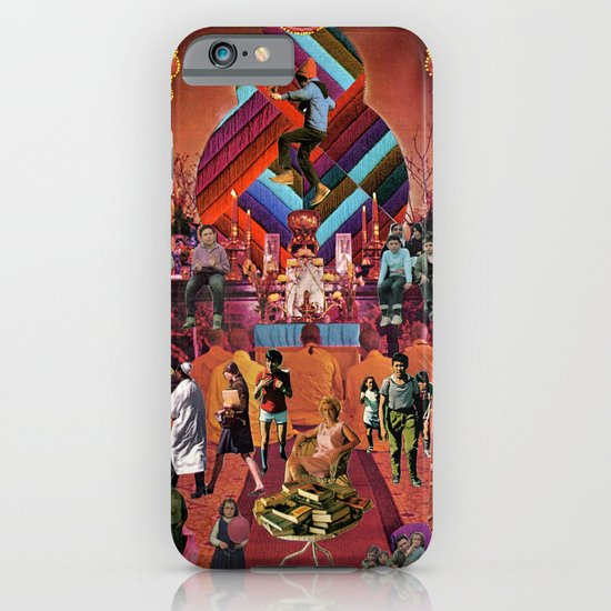 Beyond the Sea iPhone & iPod Case