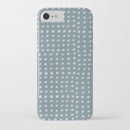 Slate x Dots iPhone Case