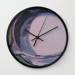 cast iron skillet Wall Clock