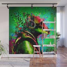 Acid Ape Wall Mural