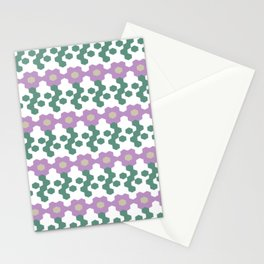 Fun with hexagons - Flower edition Stationery Cards