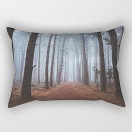 Secrets Of The Woods Rectangular Pillow