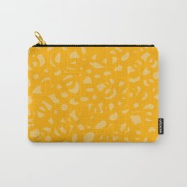 Happy Chaos - Bright Abstract Design Carry-All Pouch
