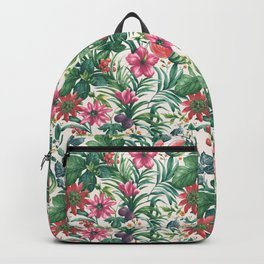 Garden pattern I Backpack