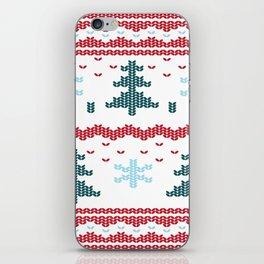 Ugly Christmas iPhone Skin