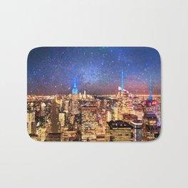 Night Shine - New York Bath Mat