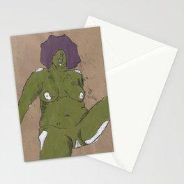 Éxtasis, a Huellas piece Stationery Cards