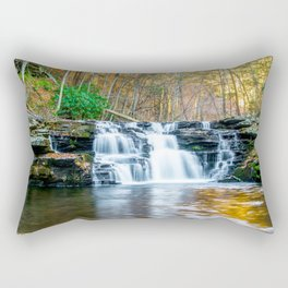 Fall Falls Rectangular Pillow