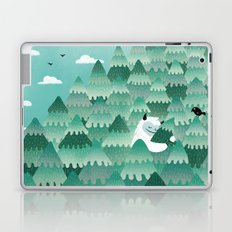 Tree Hugger (Spring & Summer version) Laptop & iPad Skin