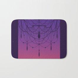Drawing the Veil Bath Mat