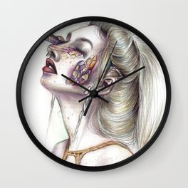 The Infected Wall Clock