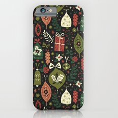 Holiday Ornaments iPhone 6 Slim Case