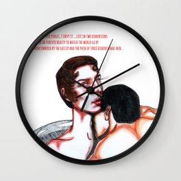 The Life of Edward Mott Wall Clock