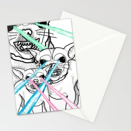 DESTROY Stationery Cards