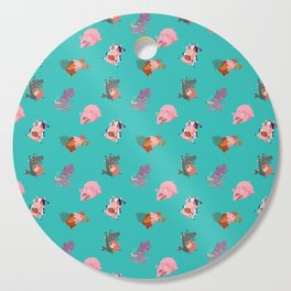 Animals Revenge Cutting Board