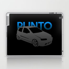Fiat Punto Laptop & iPad Skin