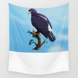 Verreaux's Eagle  Wall Tapestry