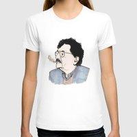 kurt vonnegut T-shirts featuring Kurt by JT Illustrates