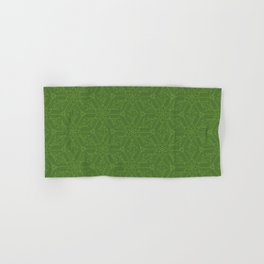 Circuit Board Pattern Hand & Bath Towel