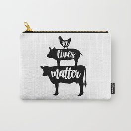 All lives matter! Carry-All Pouch