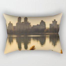Dance Of The Reeds Rectangular Pillow