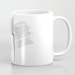Bottle of Milk Coffee Mug