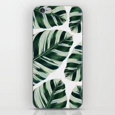 Tropical Foliage #society6 #buyart #decor iPhone & iPod Skin
