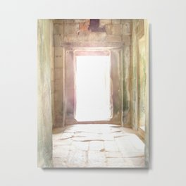 Doorways Metal Print