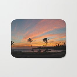 Poipu Postcard Moment Bath Mat