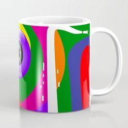 Eye Sax Coffee Mug