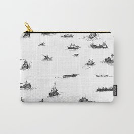 Out at sea Carry-All Pouch