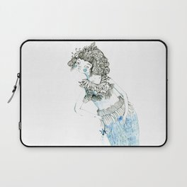 Water woman Laptop Sleeve